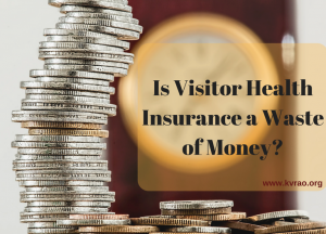 Visitor Health Insurance | India Network Health Forum